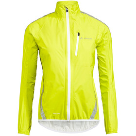 VAUDE Luminum Performance Jacke Damen bright green